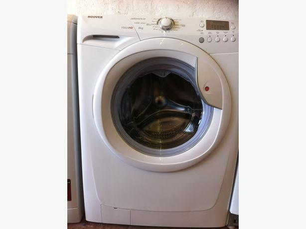 HOOVER WASHING MACHINE WITH LARGE 8KG CAPACITY