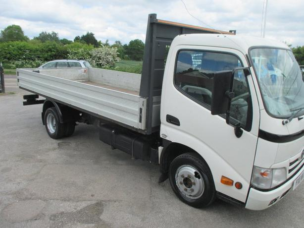 toyota dyna 3.0 diesel 2009 drop side