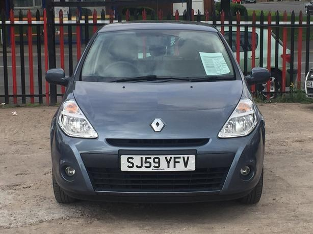 Renault Clio 1.2 16V 75 EXPRESSION (STOP & LOOK) 5dr