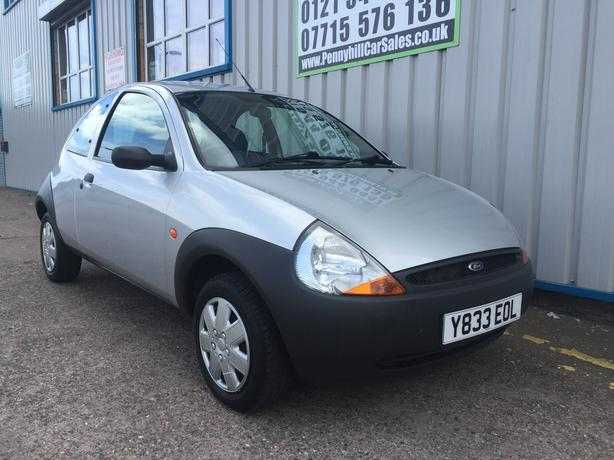 2001 Ford Ka 1.3 *ONLY 51,000 MILES* *SOLID CAR*