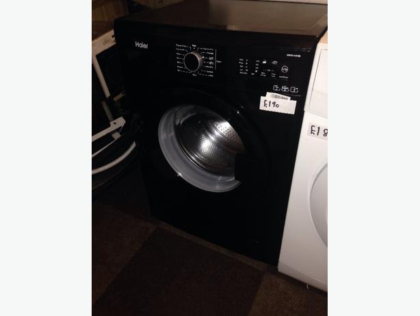 BLACK HAIER 7KG WASHING MACHINE2
