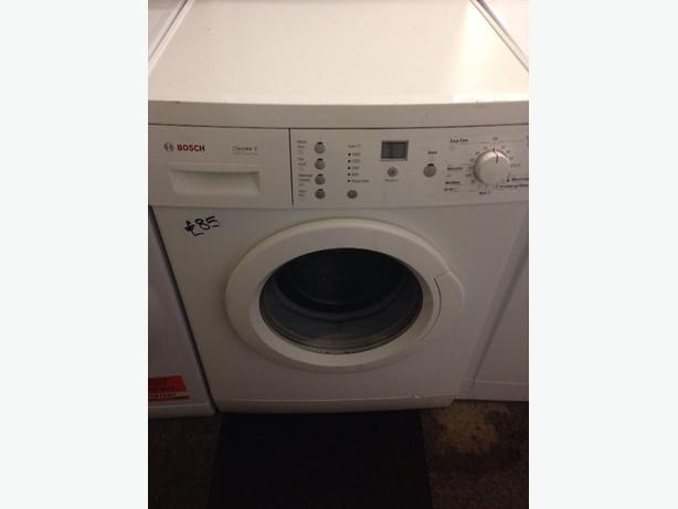 BOSCH CLASSIXX 6KG WASHING MACHINE 4