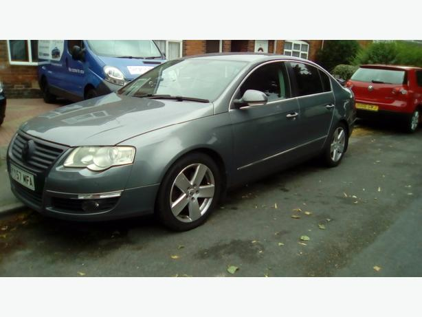 2008 vw passat 2.0 tdi full service history excellent engine