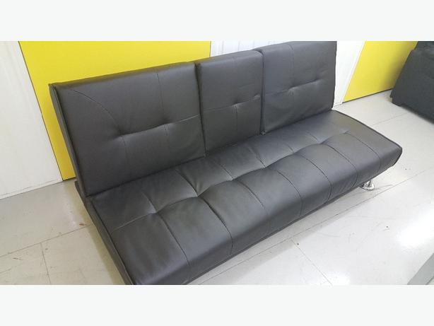 Black Cinema Sofa Bed