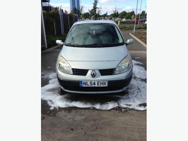 2004 Renault Scenic 1.6 RUSH
