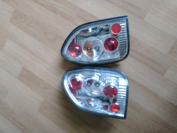 Vauxhall zafira lexus rear lights