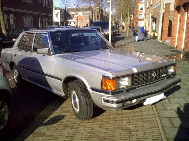 Toyota crown super saloon 2.8 LPG 1983