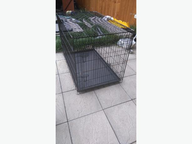 xtra large dog pen and crate