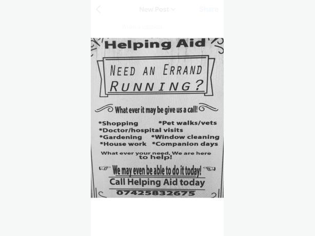 Helping Aid