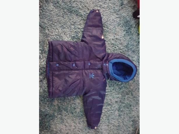 boys adidas coat age 6-9months