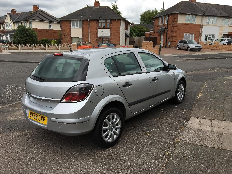 Vauxhall Astra 1 7 Cdti 2008 Cheap Dont Miss It Other