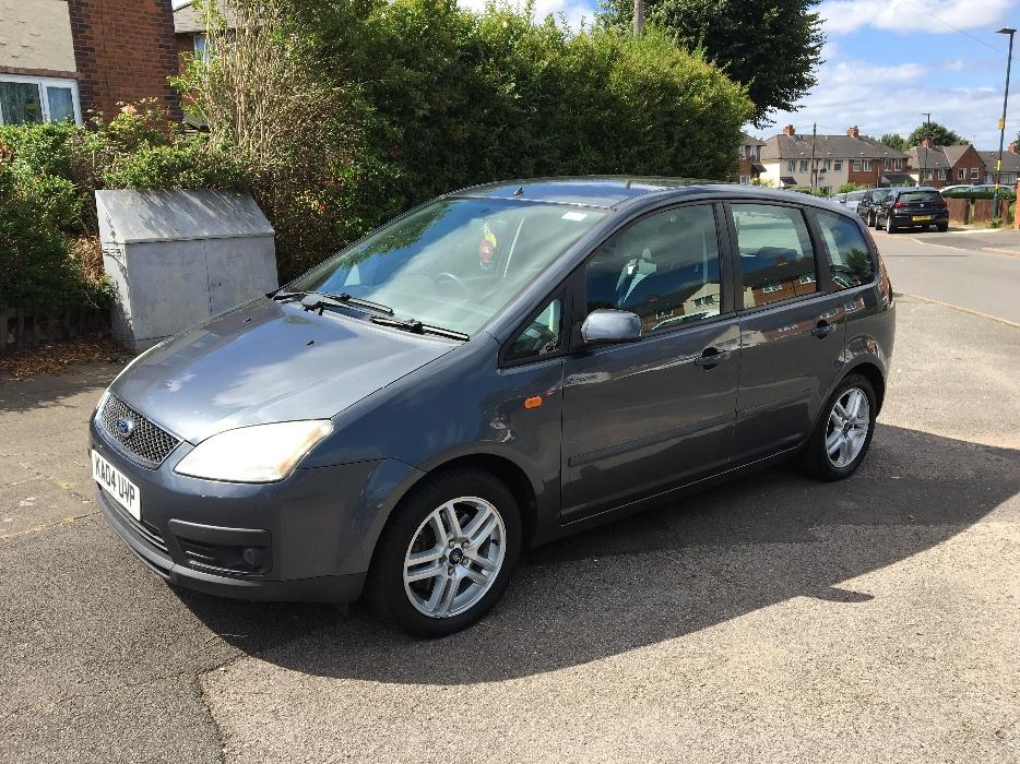ford focus c max 1 6 tdci 2004 other wolverhampton. Black Bedroom Furniture Sets. Home Design Ideas