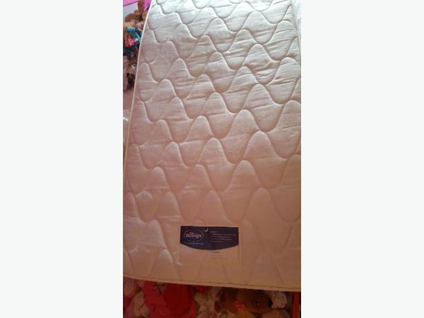 silenight microcoil mattress single