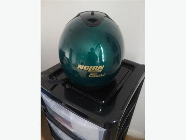 Nolan classic helmet
