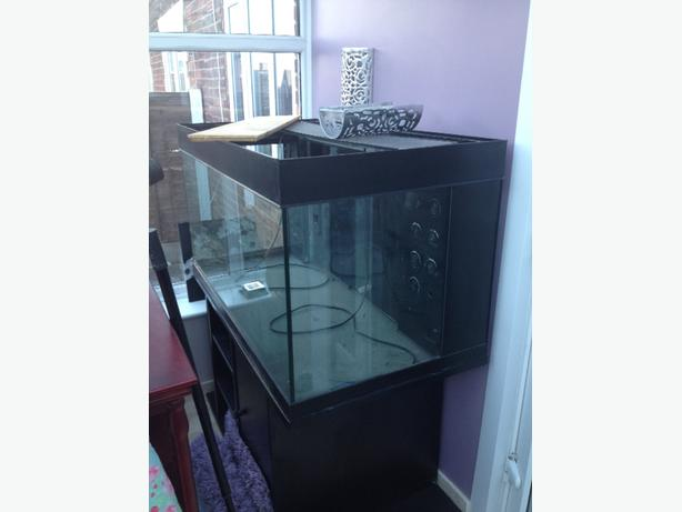 4-2-2 marine aquarium