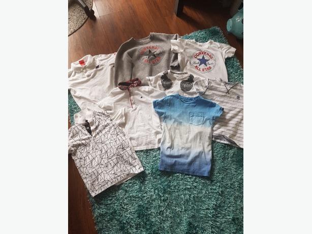 boys bundle clothes 5/6yrs