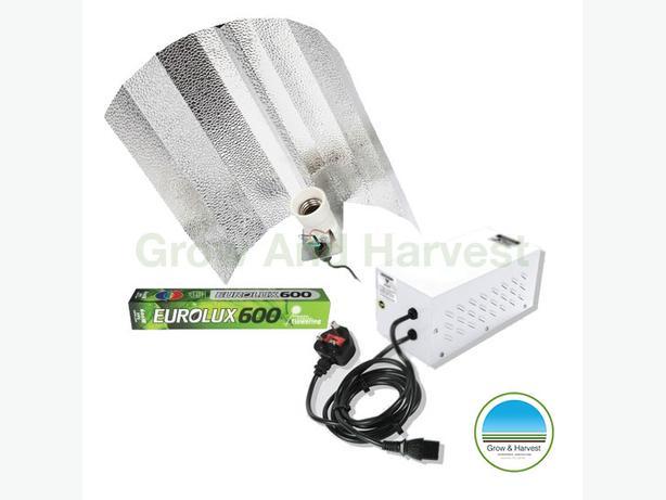 600w Hps light kit