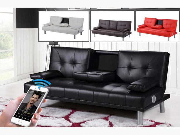 Manhattan Sofa Bed Inc Bluetooth Stereo Speakers