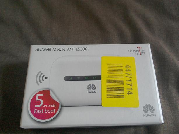 Huawei portable WiFi