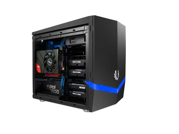 bitfenix mini colossus itx pc case