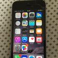 space gray i phone 5s