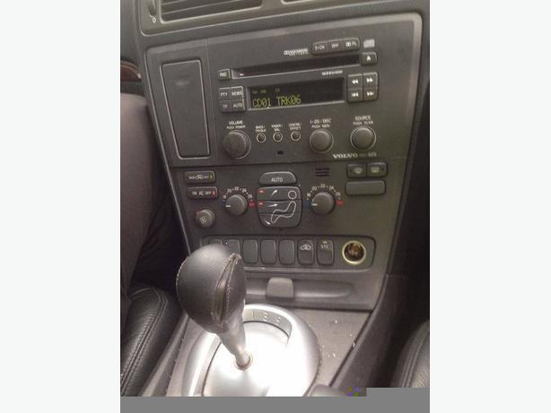 volvo s60 2.0T petrol 2001