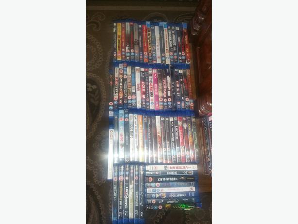 60 blu ray movies all original