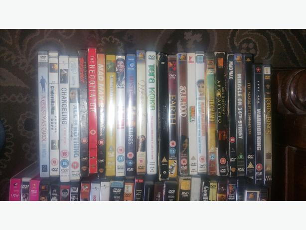 78 dvds all original