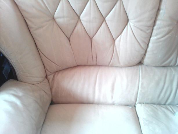 three seater and two seater settees