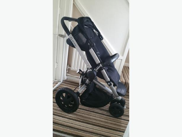 Quinny Buzz Travel System/Pushchair (Rocking Black)