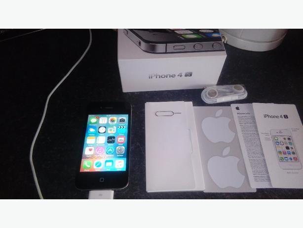 iphone 4s 8gig £50 guik sale