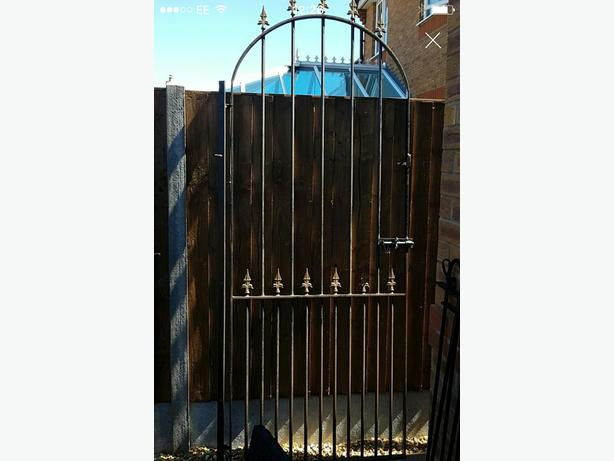 for sale wrought iron gate