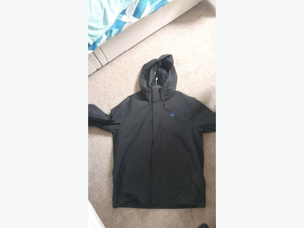 Fred Perry rain jacket