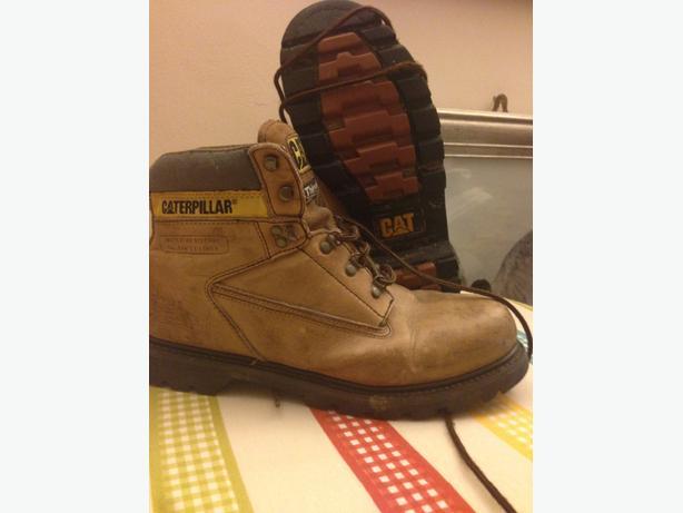 Catepillar boots
