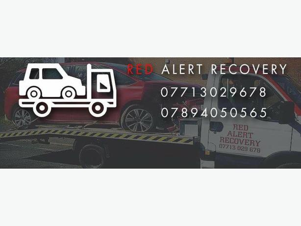 RED ALERT RECOVERY 24/7 CHEAPEST AND FRIENDLIEST SERVICE AROUND