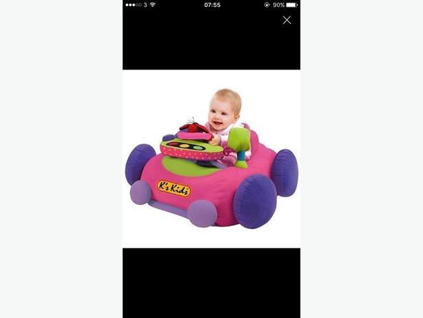 K's Kids go car