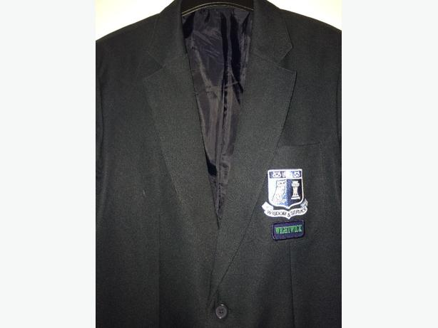uniform boys High Arcal Blazer size 36
