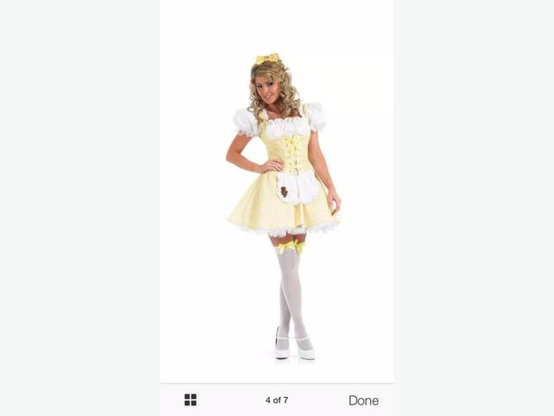 brand new fancy dress outfit