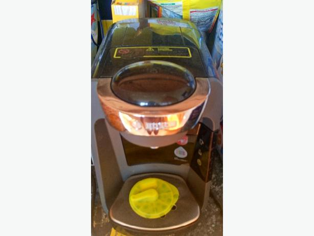 tassimo hot drinks maker