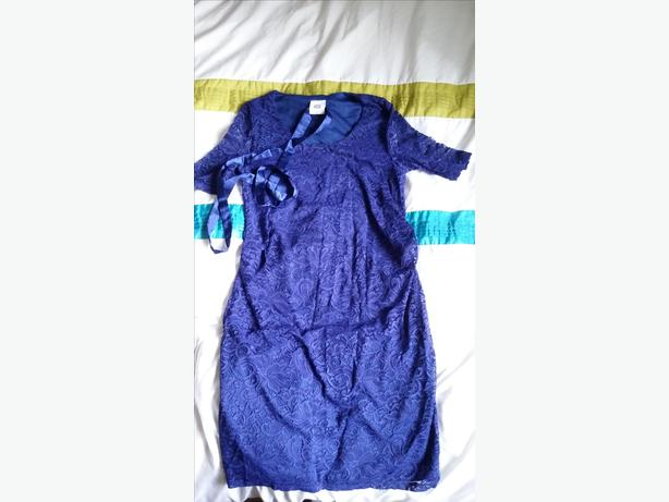 ma malicious maternity dress size 14