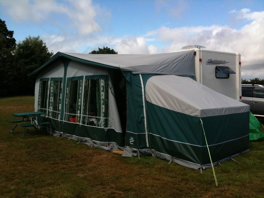 Sunncamp Mirage full size awning size 16 & annex VGC ...