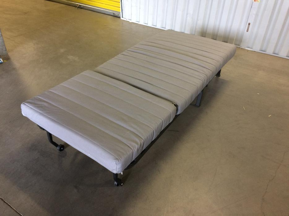 Single Ikea Sofa Bed With Cover In Good Condition Free