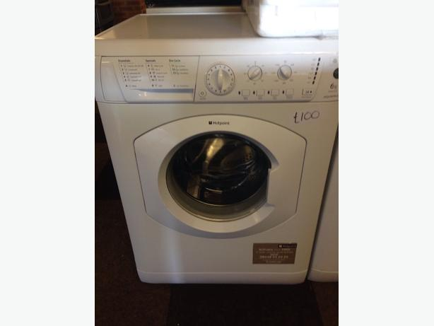 6KG HOTPOINT WASHING MACHINE1