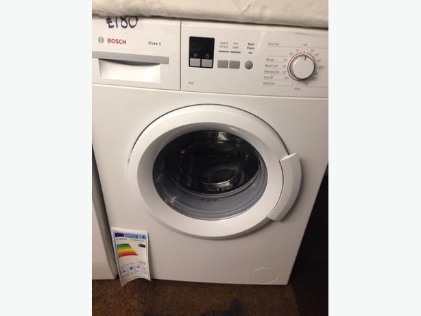 BEAND NEW 6KG BOSCH WASHING MACHINE2