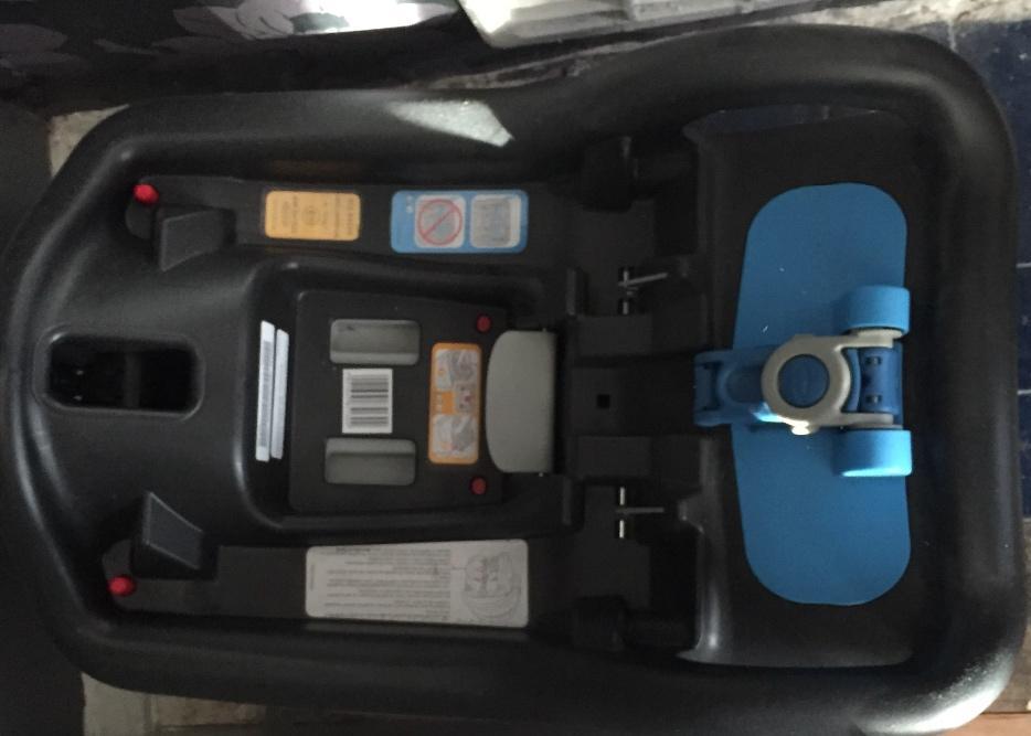Graco Evo Car Seat Isofix