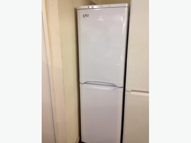 INDESIT FRIDGE / FREEZER FROST FREE WHITE1