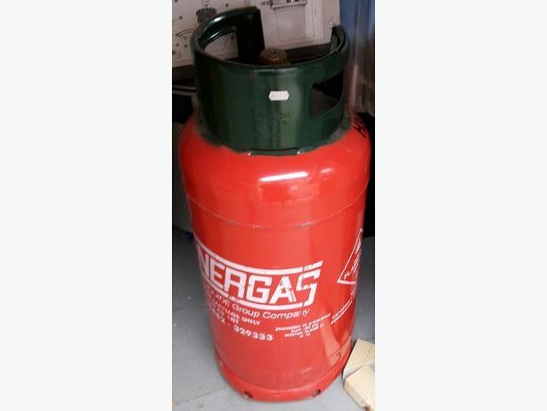 19 KG PROPANE FULL GAS BOTTLE