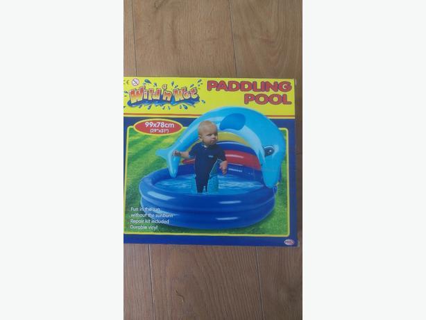 wild n wet paddling pool