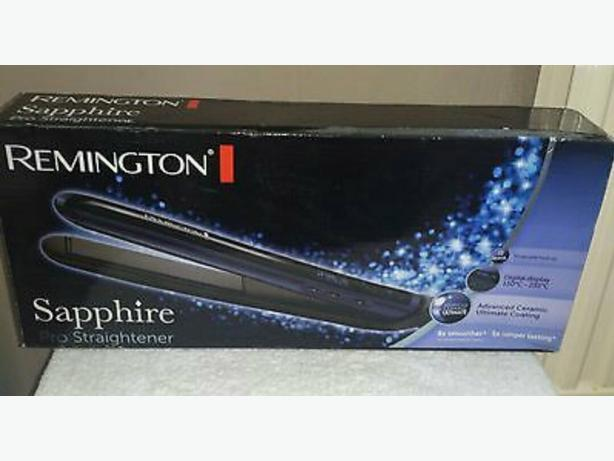 quick sale needed: remington sapphire hair straighteners