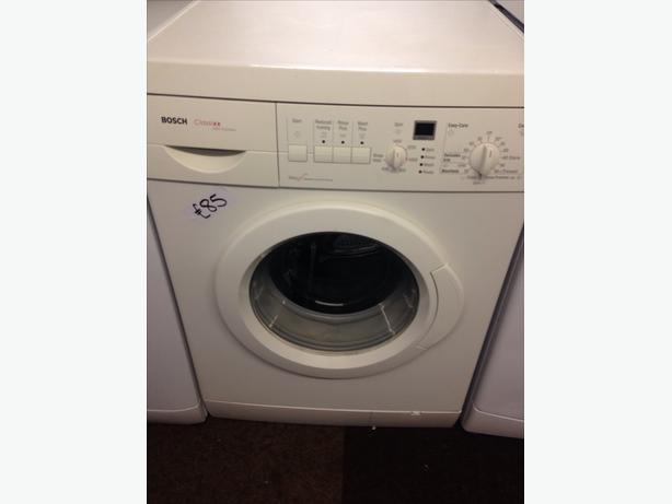 BOSCH CLASSIXX 1400 SPIN WASHING MACHINE
